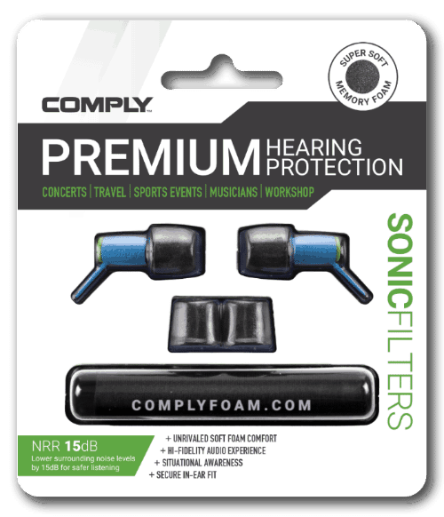 Transform Your Listening Experience: Comply Foam Tips