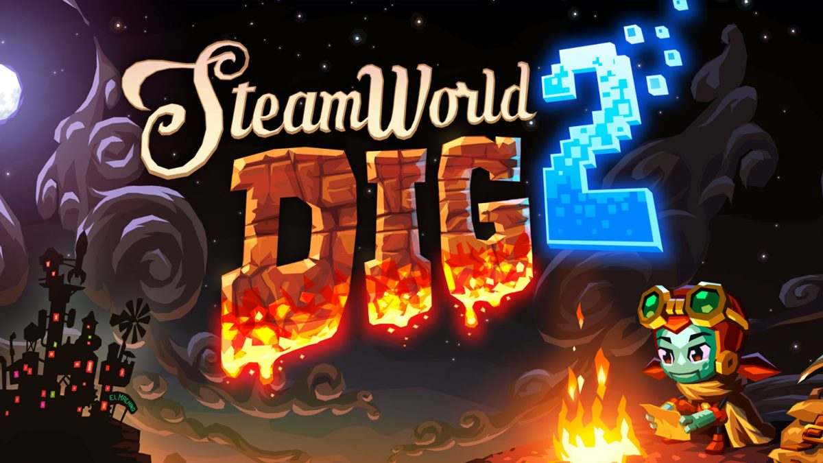 SteamWorld Dig 2 – Mining your way to the truth