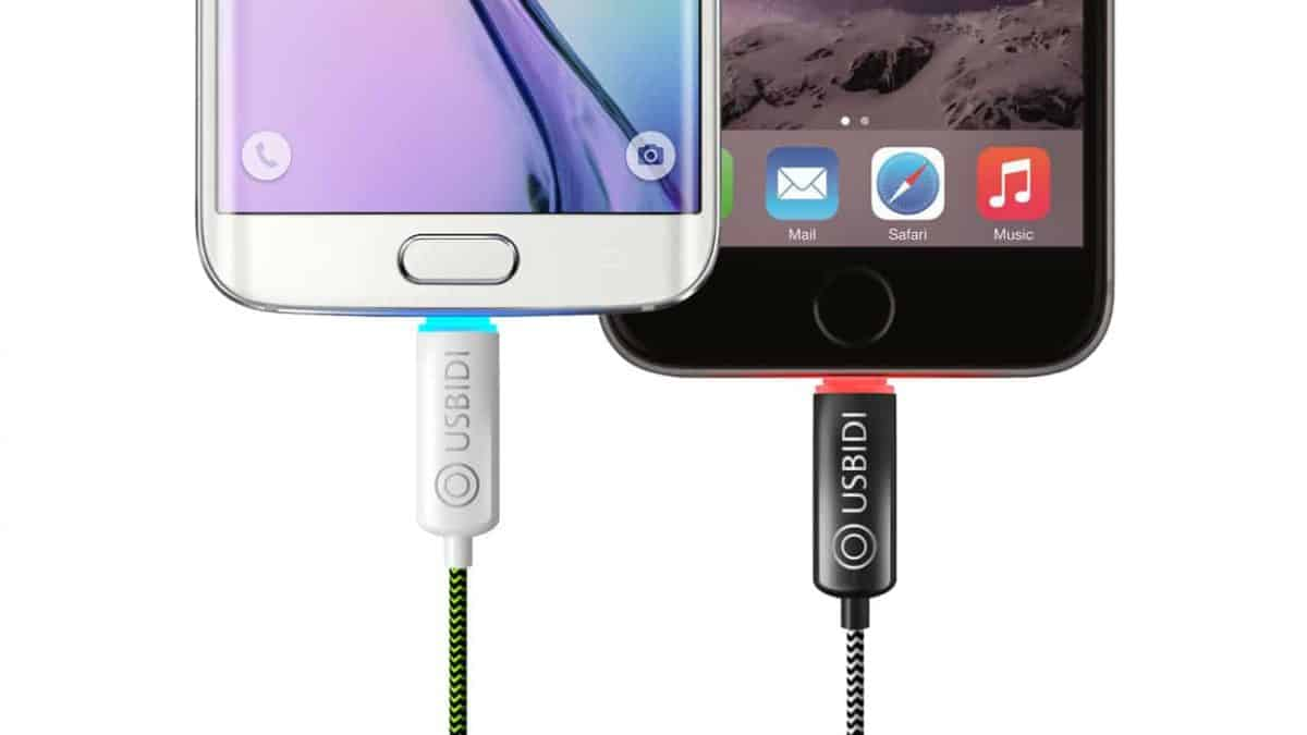 A More Stylish Way To Charge Your Mobile Devices Has Arrived With USBIDI