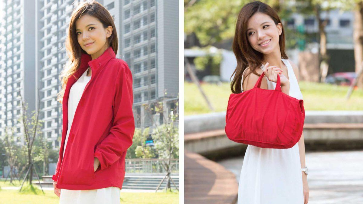 Duoket Review – Both Jacket and Bag
