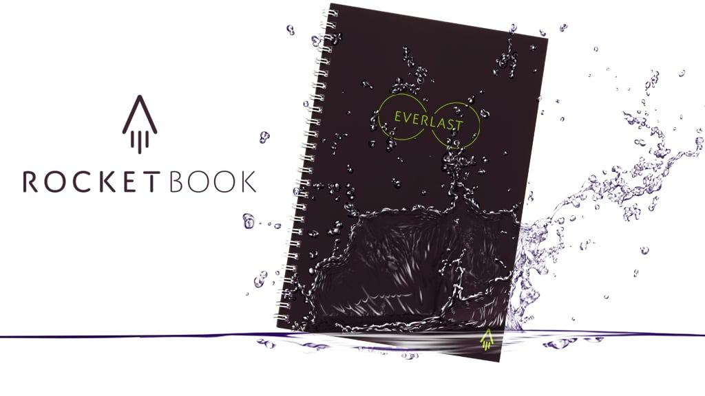 Rocketbook Review – The Everlast Notebook