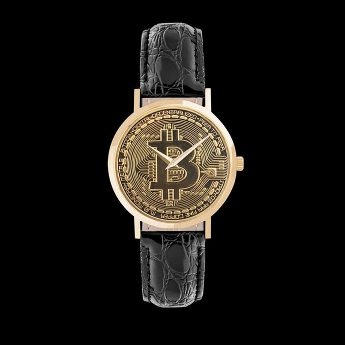 Bitcoin Watch Limited Edition