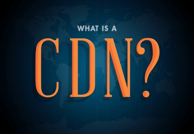 What is a CDN (Content Delivery Network) and how does it work?