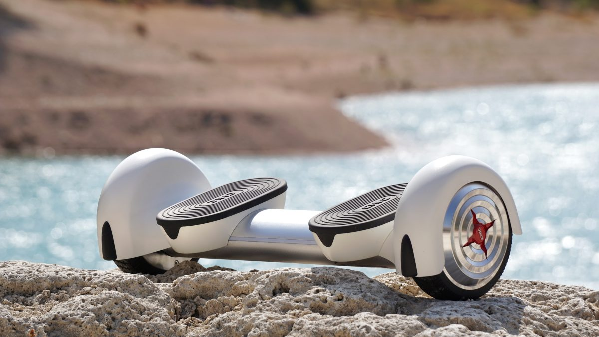 Chic Pi 2.0 – The Revolution of Hoverboards