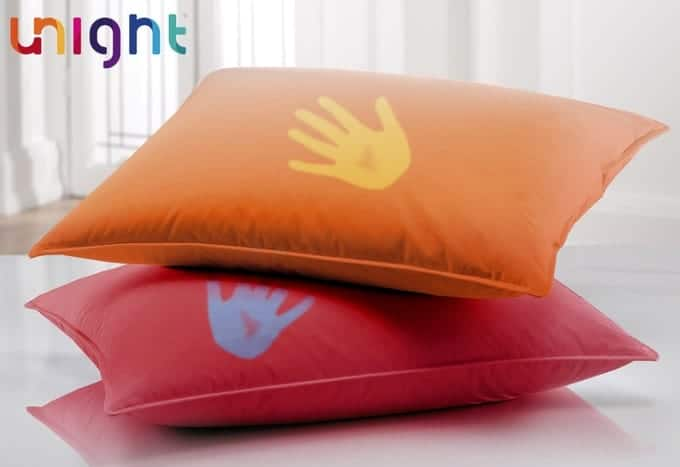Unight's Color Changing Bedding: Making Bedtime Fun