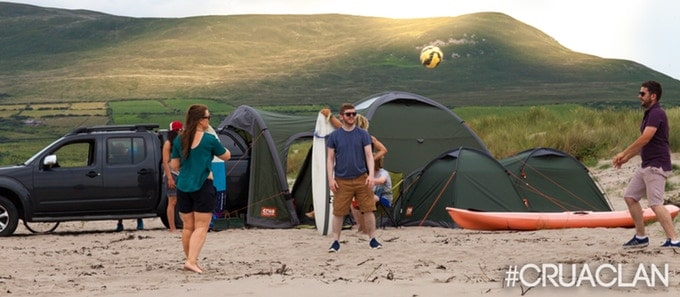 Crua Clan – The One Tent System