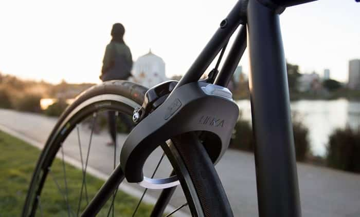 Linka Bike Lock – Practical, Smart and User Friendly