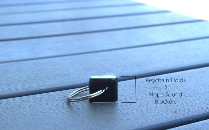 Nope – Smart Sound Blocker and Webcam Cover