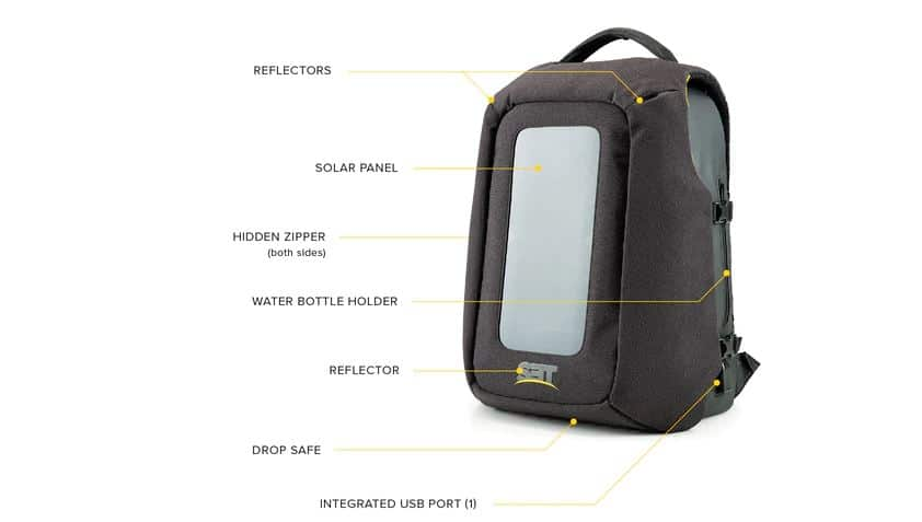 Numi Smart Pack