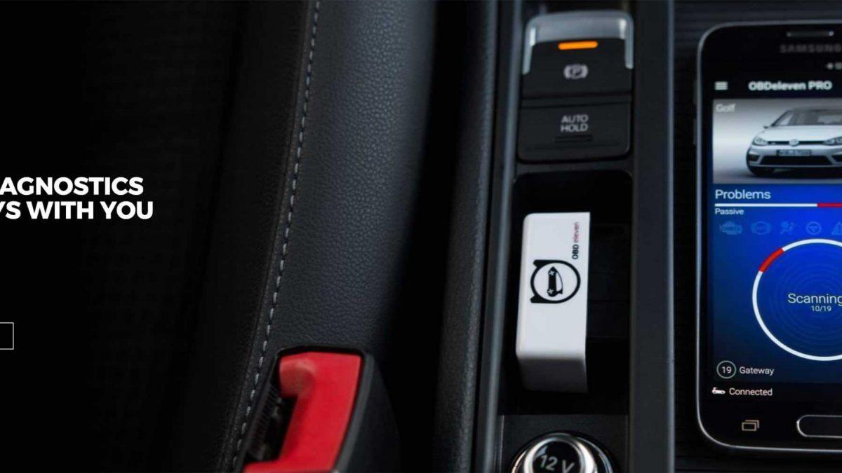 Convenient Car Information – OBD Diagnostic System