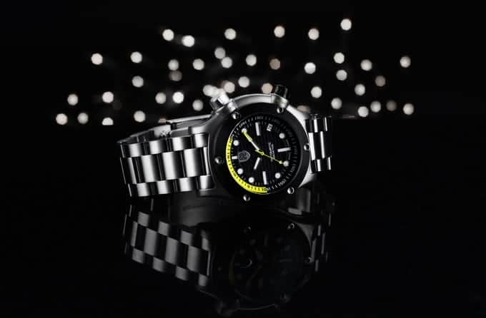 Rebel Aquafin – A Swiss Made Automatic Dive Watch