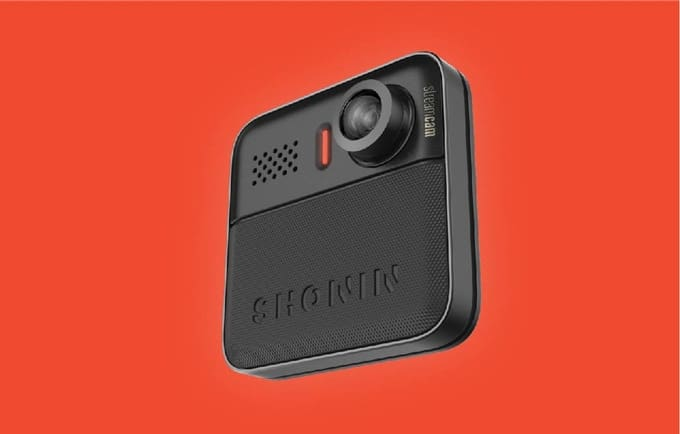 Shonin Streamcam Wearable Camera