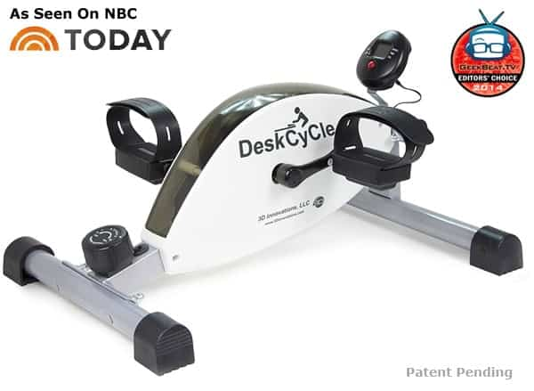 The Desk Cycle: Work Out at Work