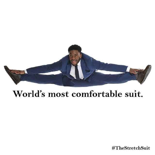 The Suit That Doesn't Know It's a Suit