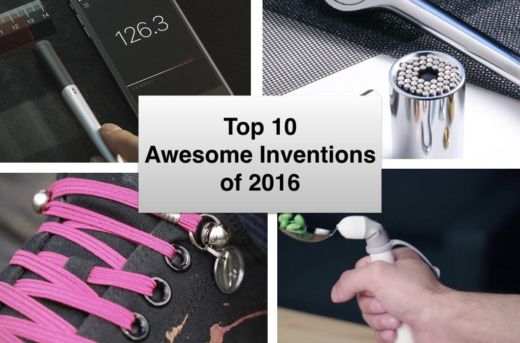 Top 10 Awesome Inventions