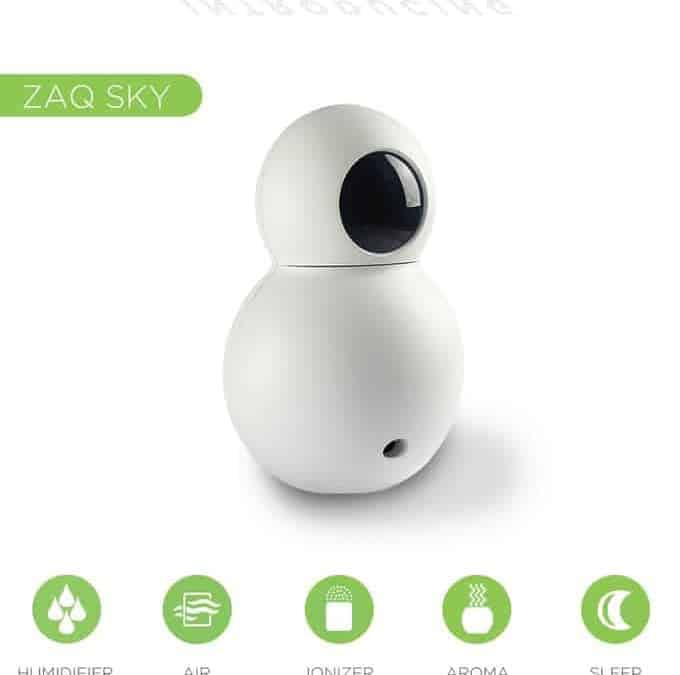 ZAQ Sky Diffuser with Night Sky Projection