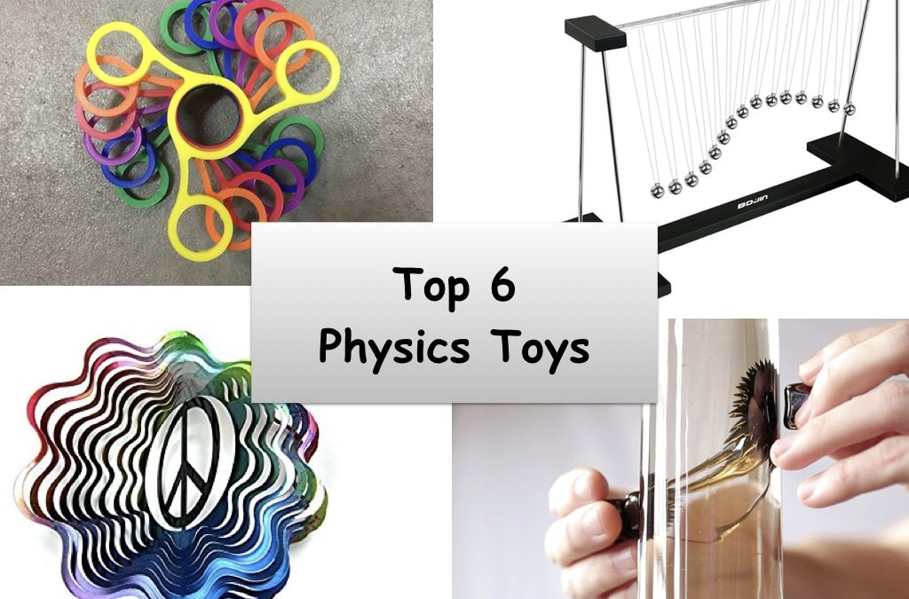 Top 6 Decorative Physics Toys