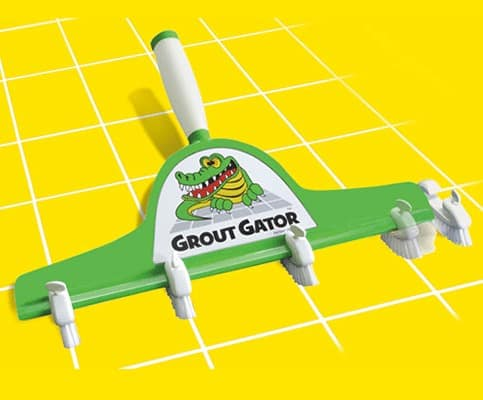 Grout Gator: Gobbling Up Grime