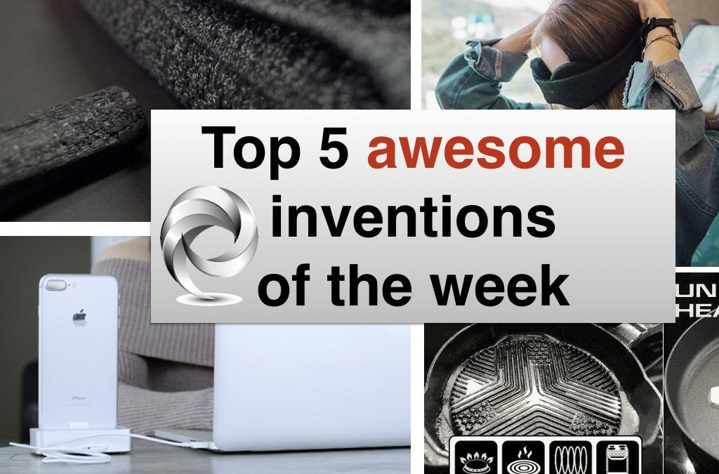 Top 5 Awesome Inventions of the Week