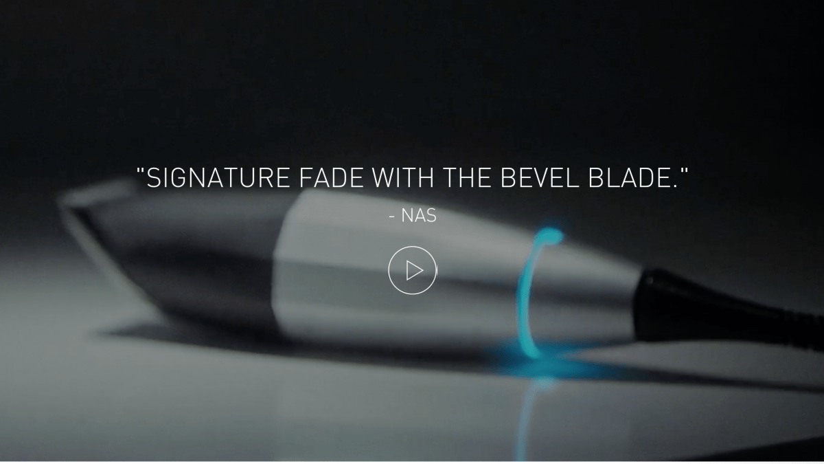 Bevel Trimmer Simplifies Style