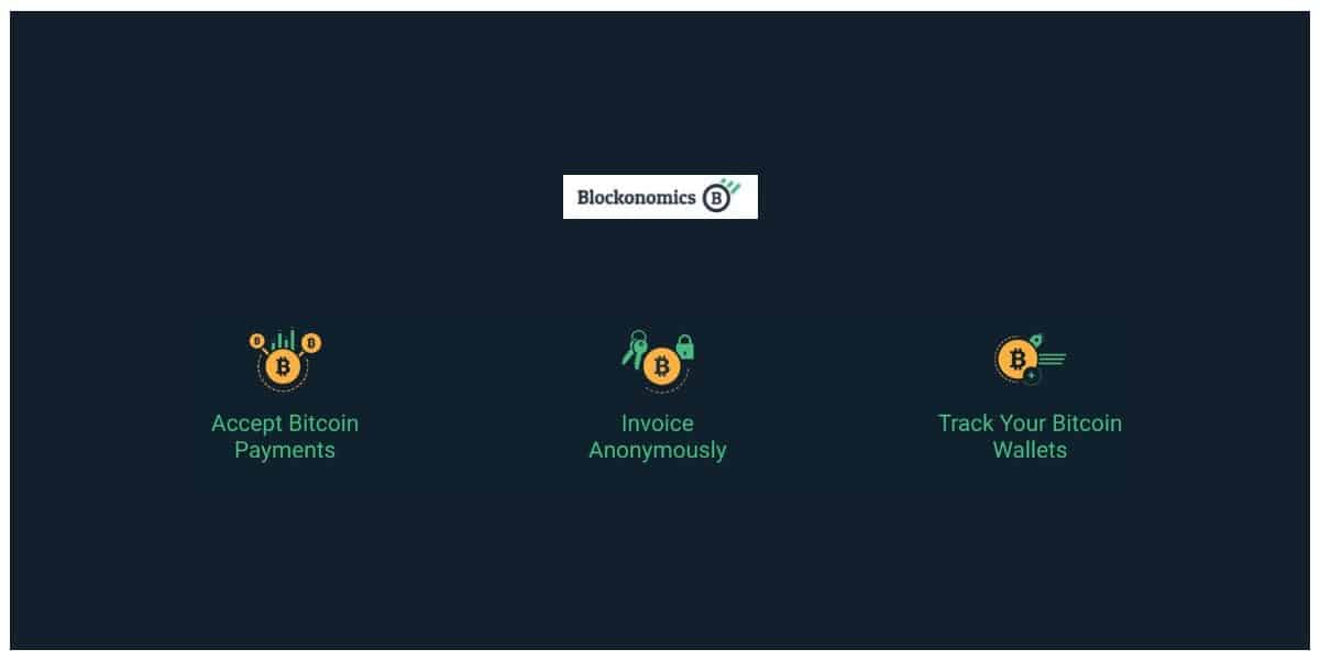 Blockonomics: Anonymous Bitcoin Invoicing for Privacy-minded Businesses
